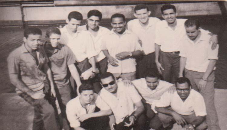 1967 - مكتب الازبكية - رحلة القناطر