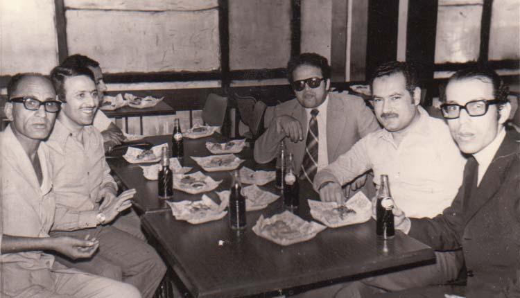 1978 - الحاسب الالي - صلاح جاهين - الصياد - وجيه أحمد - حسن هاني - عبدالرسول