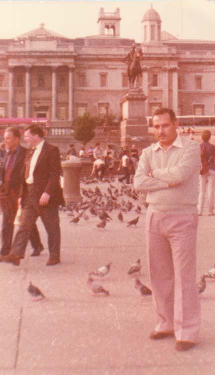 1981 - انجلترا - لندن - ميدان الطرف الأغر