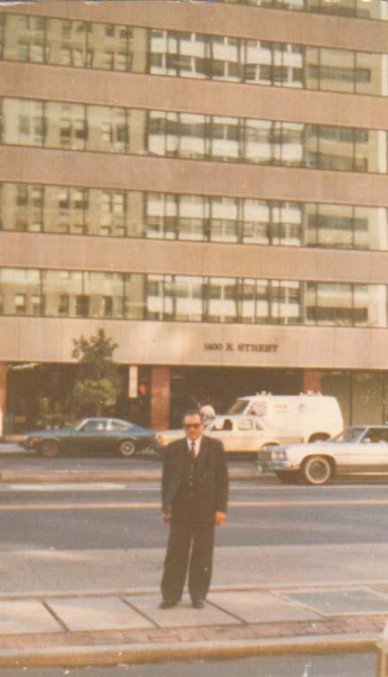 1983 - الولايات المتحدة الأمريكية - واشنطن - شركة المعلومات - 1400K street