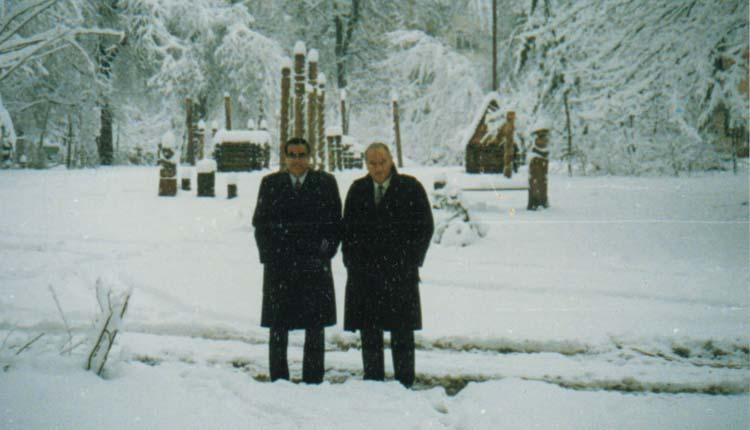 1994 - كازاخستان - ألماتا - الصياد - اللواء إبراهيم رضوان