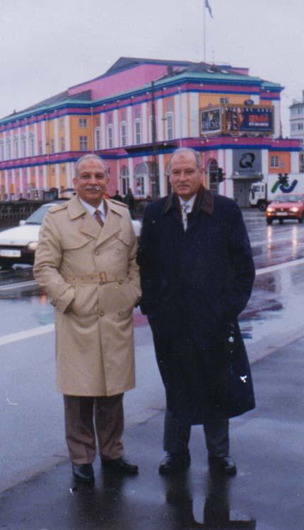 1998 - الدنمارك - كوبنهاجن - الصياد - محمد عطيه