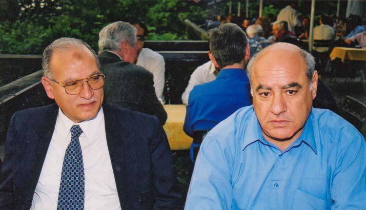 2000 - ألمانيا - برلين - مؤتمر شركة سيمنس حول الاتصالات - د. مصطفي عبدالعاطي (رئيس هيئة التأمين الصحي) - الصياد