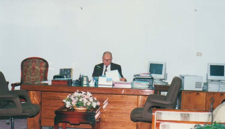 2000 - رئيس صندوق التأمين الاجتماعي للعاملين بالحكومة
